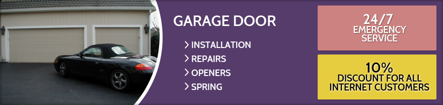 Garge Door Repair Services Elmhurst, IL